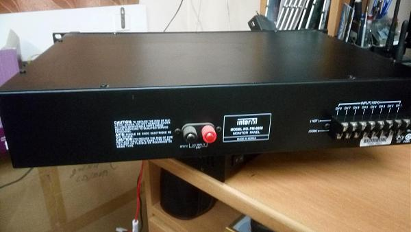 Продам inter   M PM-920B MONITOR PANEL