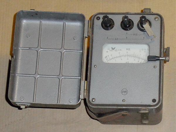 Продам мегаометр м1102/1