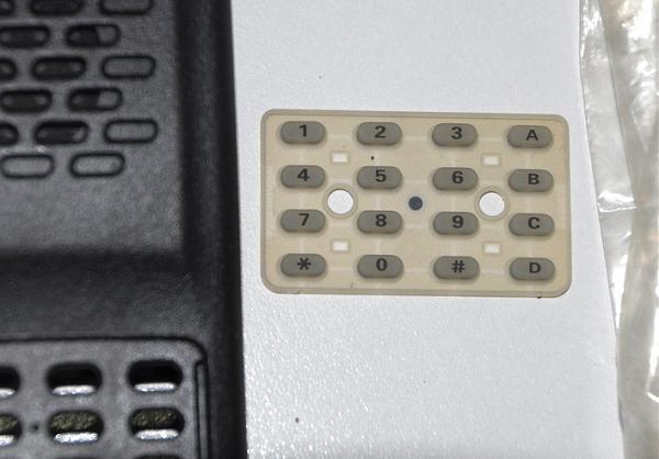 Продам Yaesu FTT-17  16кн. панель для VX-210