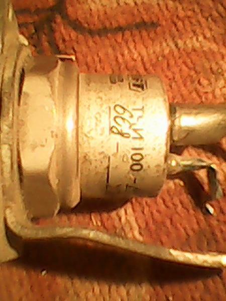 Продам Тиристор высокочастотный ТЧИ100-10