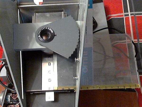 Продам прибор для чтения микрофильмов PENTAKTA  L 100 ГДР