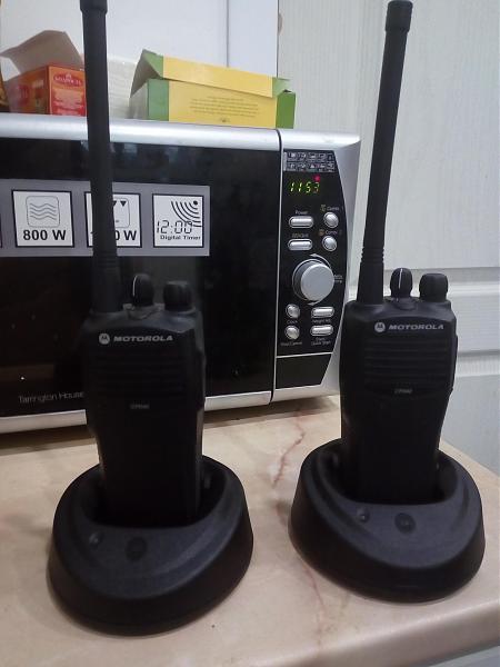 Продам Motorola cp040 vhf