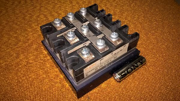 Продам Диодная сборка из трёх DD106N12K