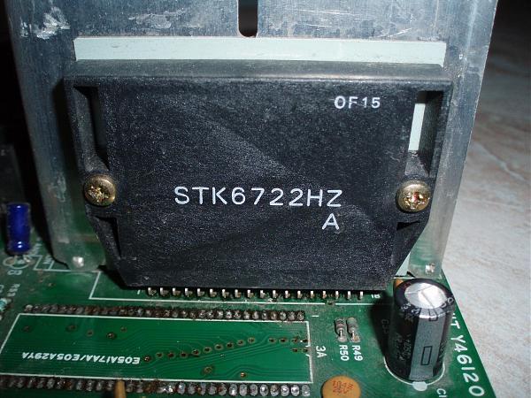 Продам Драйвер шагового двигателя, 50V, 2.5A   STK6722H