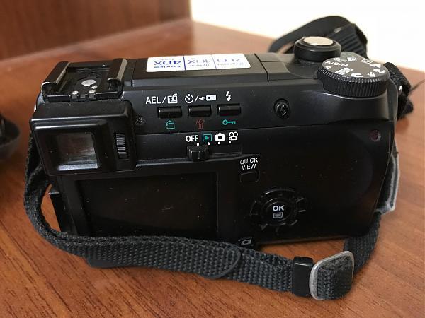 Продам Фотоаппарат, цифровой с оптическим зумом