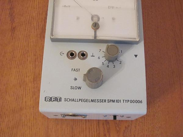 Продам Шумомер RFT00006