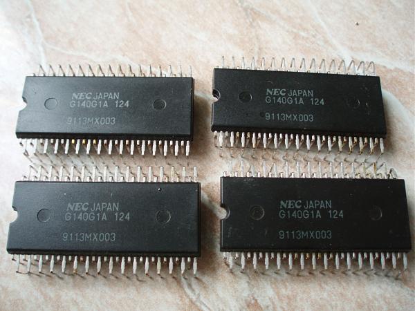 Продам Процессоры NEC для ретро компьютеров и оргтехники