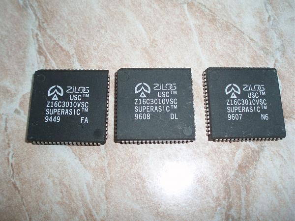 Продам Процессоры ZiLog, MME, ST