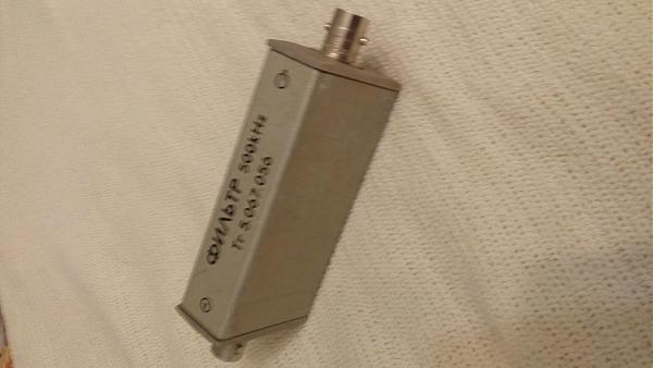 Продам Фильтр 500 кГц