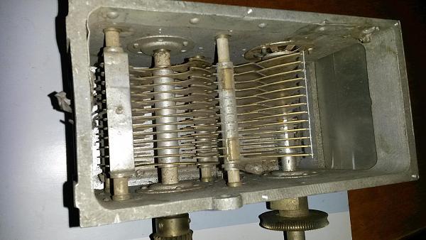 Продам Переменные конденсаторы