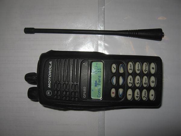 Продам Motorola Gp-680