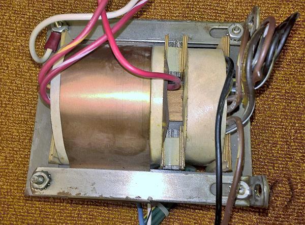 Продам Трансформатор США 100w с магнитными шунтами.