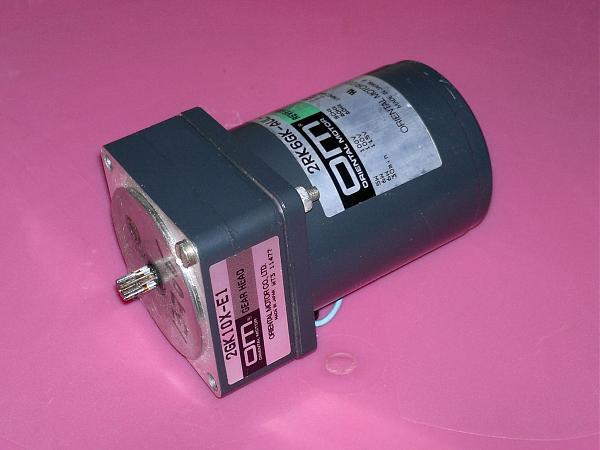Продам Электропривод 5 вт. 137 об/мин. 100 в.