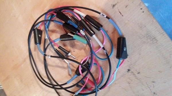 Продам кабели осциллографа байонет-щупы