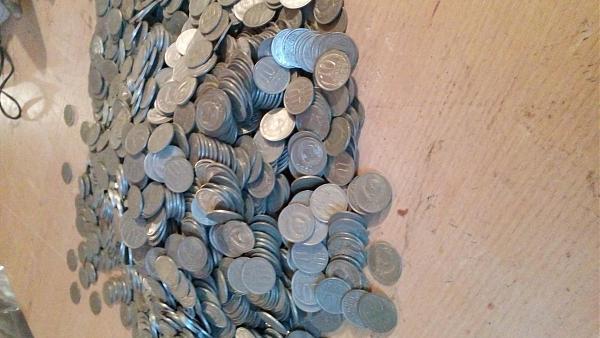 Продам Монеты времен СССР кг