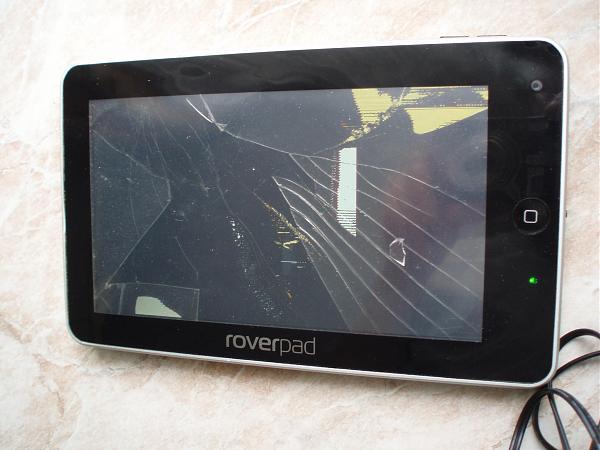 Продам Планшет RoverPad Модель: 3WT70  M708 с зарядкой 5v