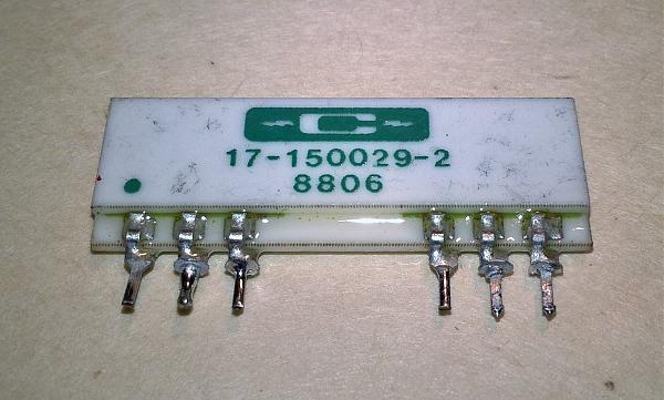 Продам Делитель Caddock 17-150029-2