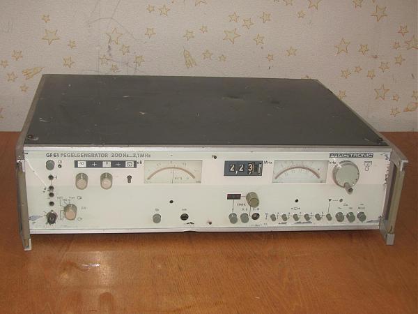 Продам Pracitronic GF61 генератор