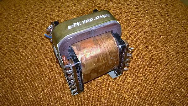 Продам Ламповый трасформатор 50 ВА