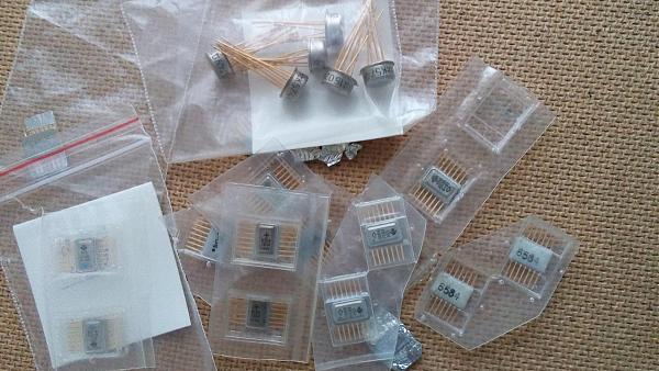 Продам Микросхемы цифровые и аналоговые