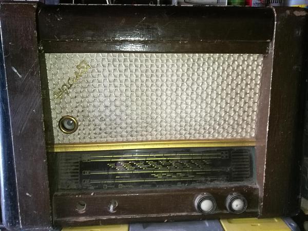 Продам ламповая радиола Урал 57