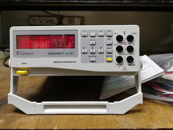 Продам В7-73/1 вольтметр универсальный