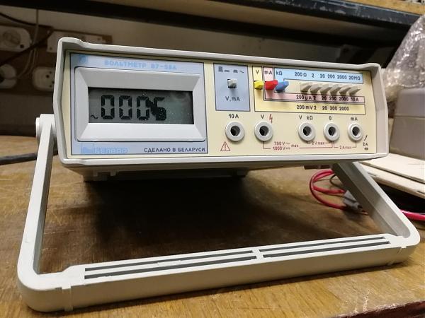 Продам В7-58А вольтметр