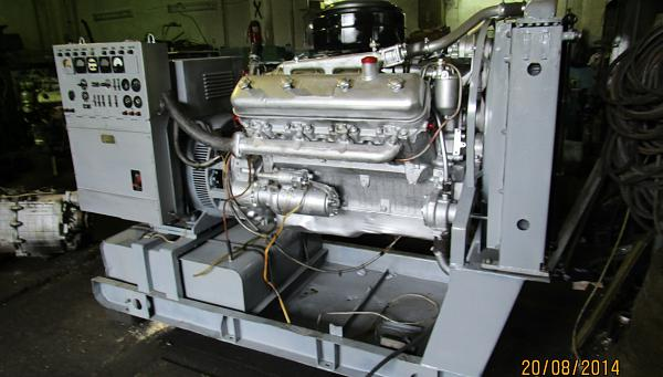 Продам Дизель-генераторы (электростанции) от 8 до 500 кВт