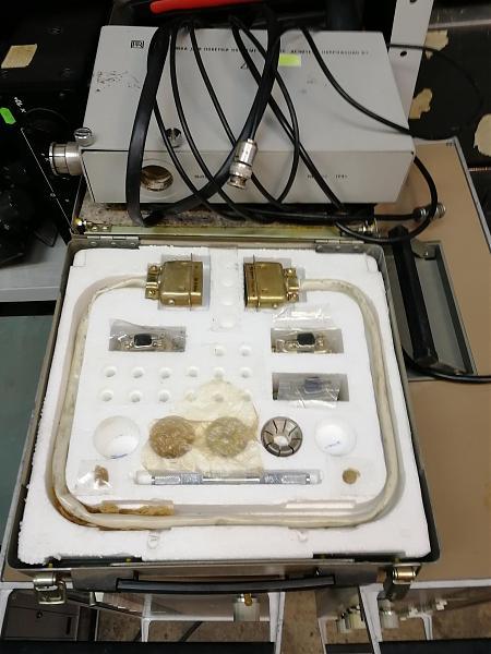 Продам В1-15 установка для поверки ВЧ вольтметров