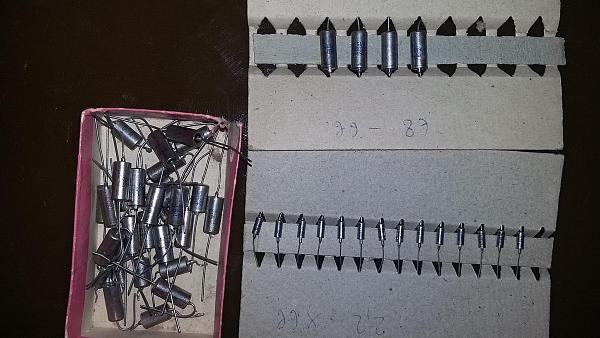 Продам Конденсаторы 1КПВМ,К53-1,К53-4,стрелочные приборы