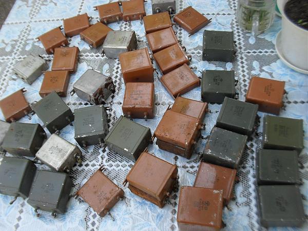 Продам Радиодетали СССР