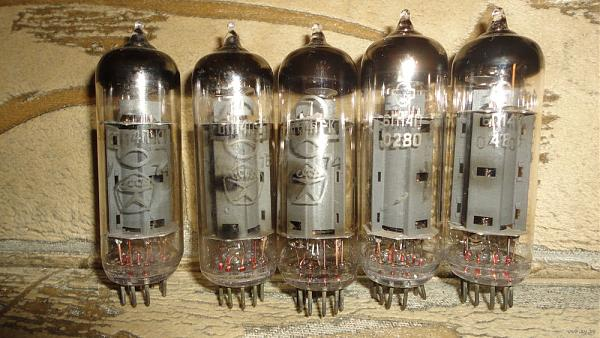 Продам Электровакуумные приборы (советские) демонтаж