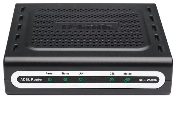 Продам Маршрутизатор D-Link DSL-2500U ADSL2 + Ethernet R