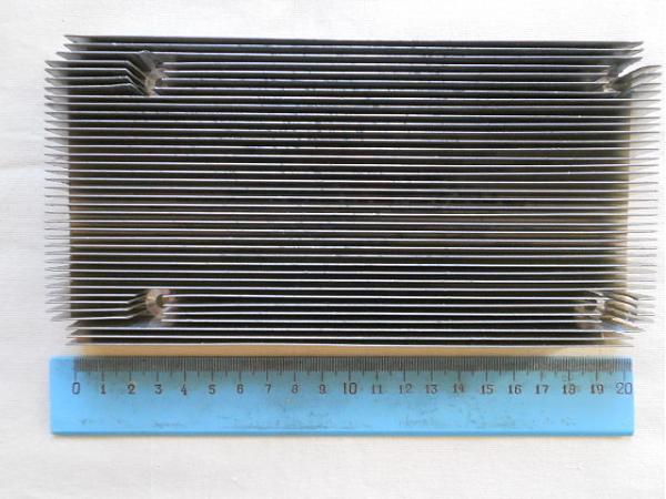Продам алюминиевые радиаторы для диодов и транзисторов