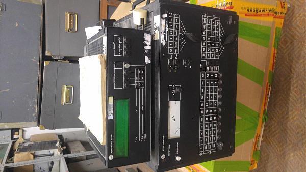 Продам К535 прибор для поверки измерительных трансформато