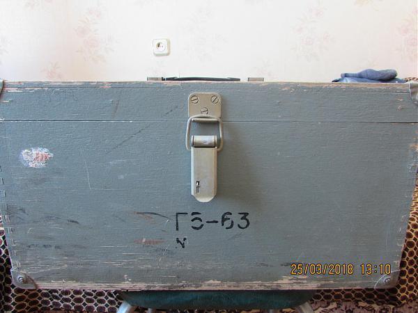 Продам Ящик от приборов