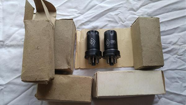 Продам радиоприёмник Р-250М лампы