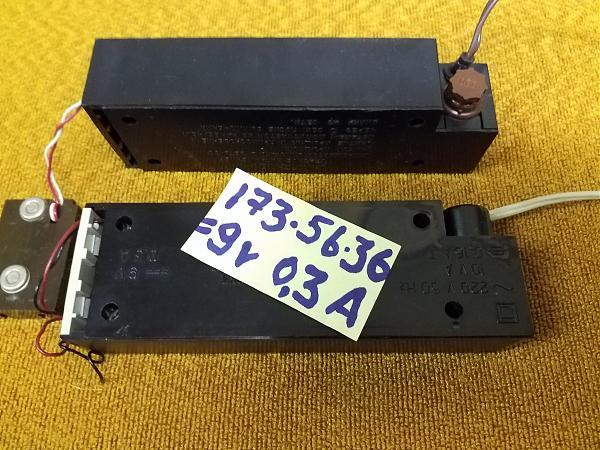 Продам Сетевой адаптер 220/9 в.0,3 А