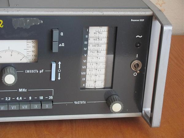 Продам Измеритель TESLA BM-560