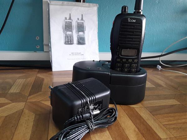 Продам Радиостанция Icom F3GS, DTMF