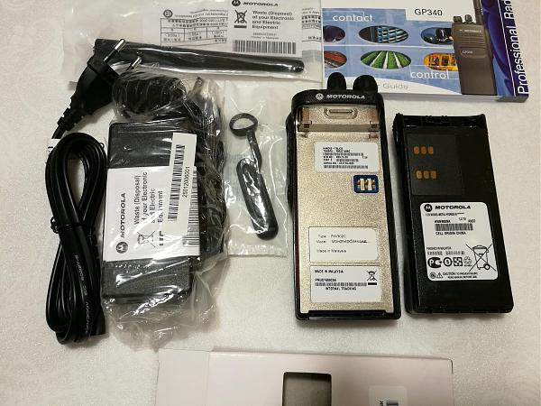Продам рация Motorola GP 340