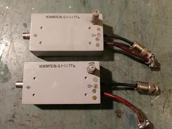 Продам Усилители для частотомеров Ч3-64, Ч3-64/1