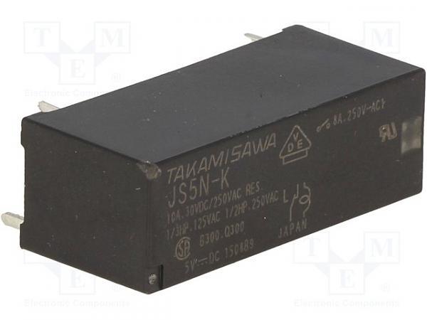 Продам Реле электромагнитное  JS-5N-K   Япония.