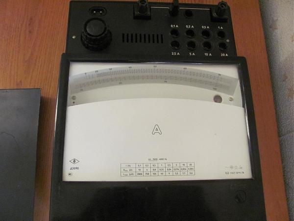 Продам Амперметр Д5090