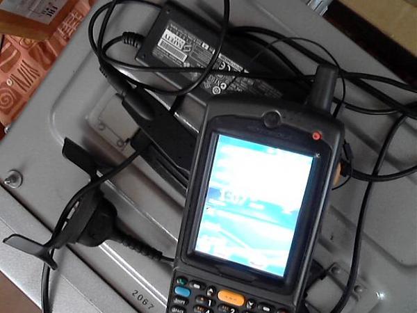 Продам  кпк. Motorola-SYMBOL МС-70 и МС-75а6