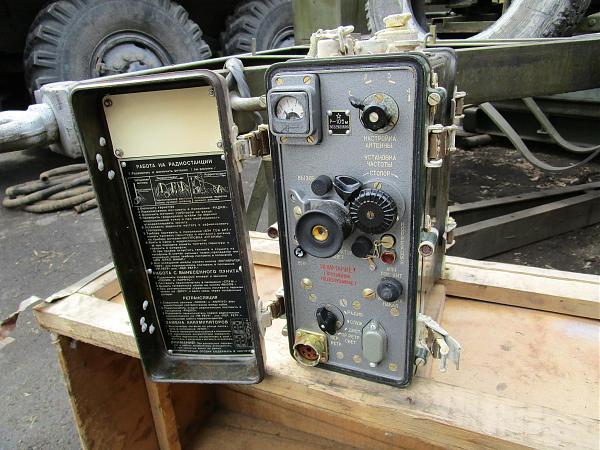 Продам Радиостанция Р-105 новая