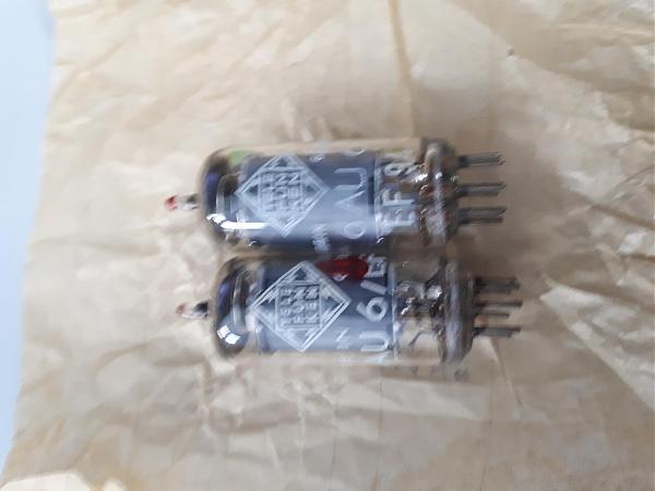 Продам 6AU6/EF94 telefunken