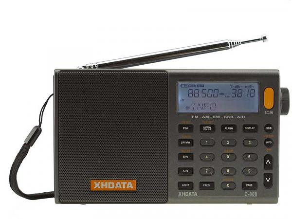 Продам Всеволновый радиоприемник XHData D-808