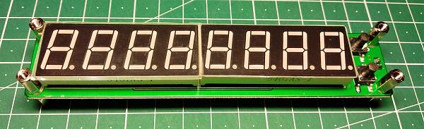 Продам Частотомер/цифровая шкала 0,1-2400 MHz PLJ-8LED