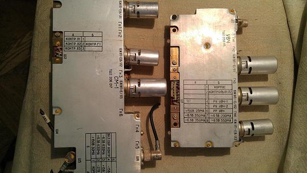 Продам радиоприёмник Р-155 блоки